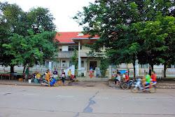 El hospital de Pakse - Laos