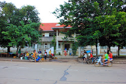Krankenhaus Pakse - Laos