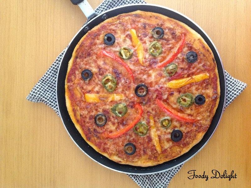 Semolina Pizza Dough