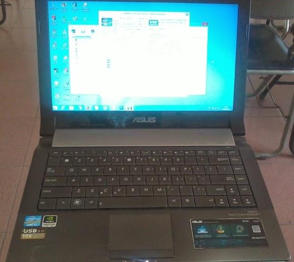 Laptop Asus N43s - www.NetterKu.com : Menulis di Internet untuk saling berbagi Ilmu Pengetahuan!