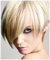 model rambut bob layer