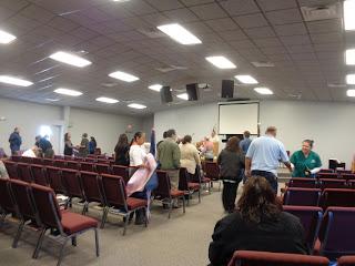 worship at Elm Tree Church