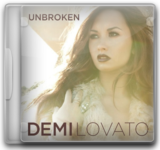 Capa CD Demi Lovato – Unbroken (2011)
