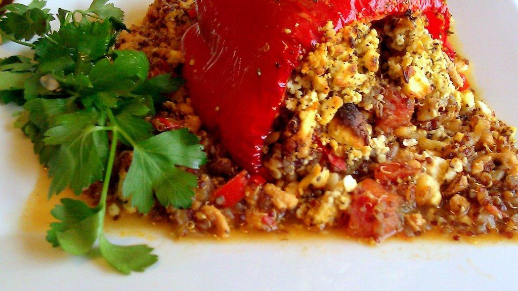 Фаршированный перец - Рецепт - Румынская кухня - Ресторан дома