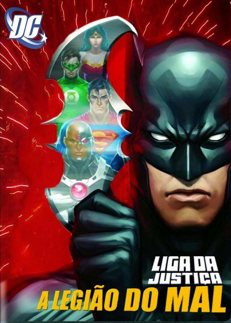 Liga da Justiça: A Legião do Mal – Dublado (2012)