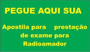 Apostila para prestação de exame para Radioamador