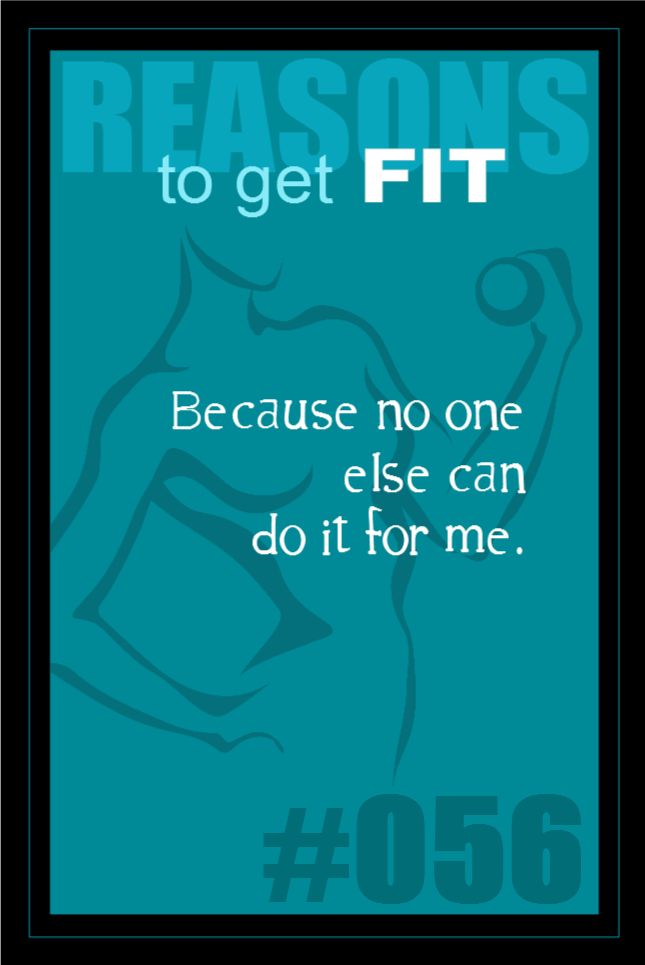 365 Reasons to Get Fit #056