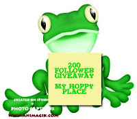 My Hoppy Place 200 Follower giveaway