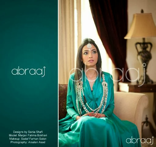 Abraaj Casual Lawn Dresses Summer Collection 2013-2014 For Girls By Fashion She9