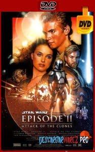 Star Wars: Episodio II - El ataque de los clones (2002) DVDRip Latino