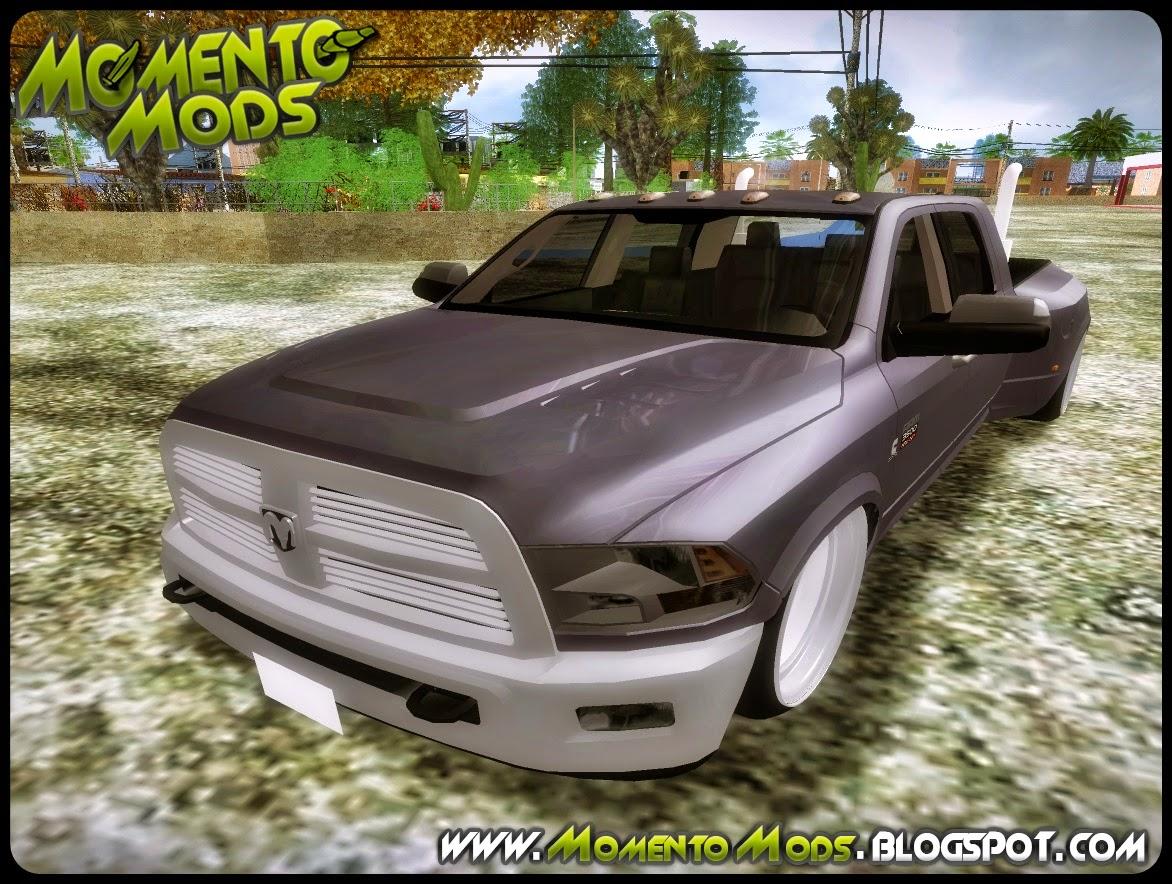 GTA SA - Dodge Ram 3500 - LowStyle
