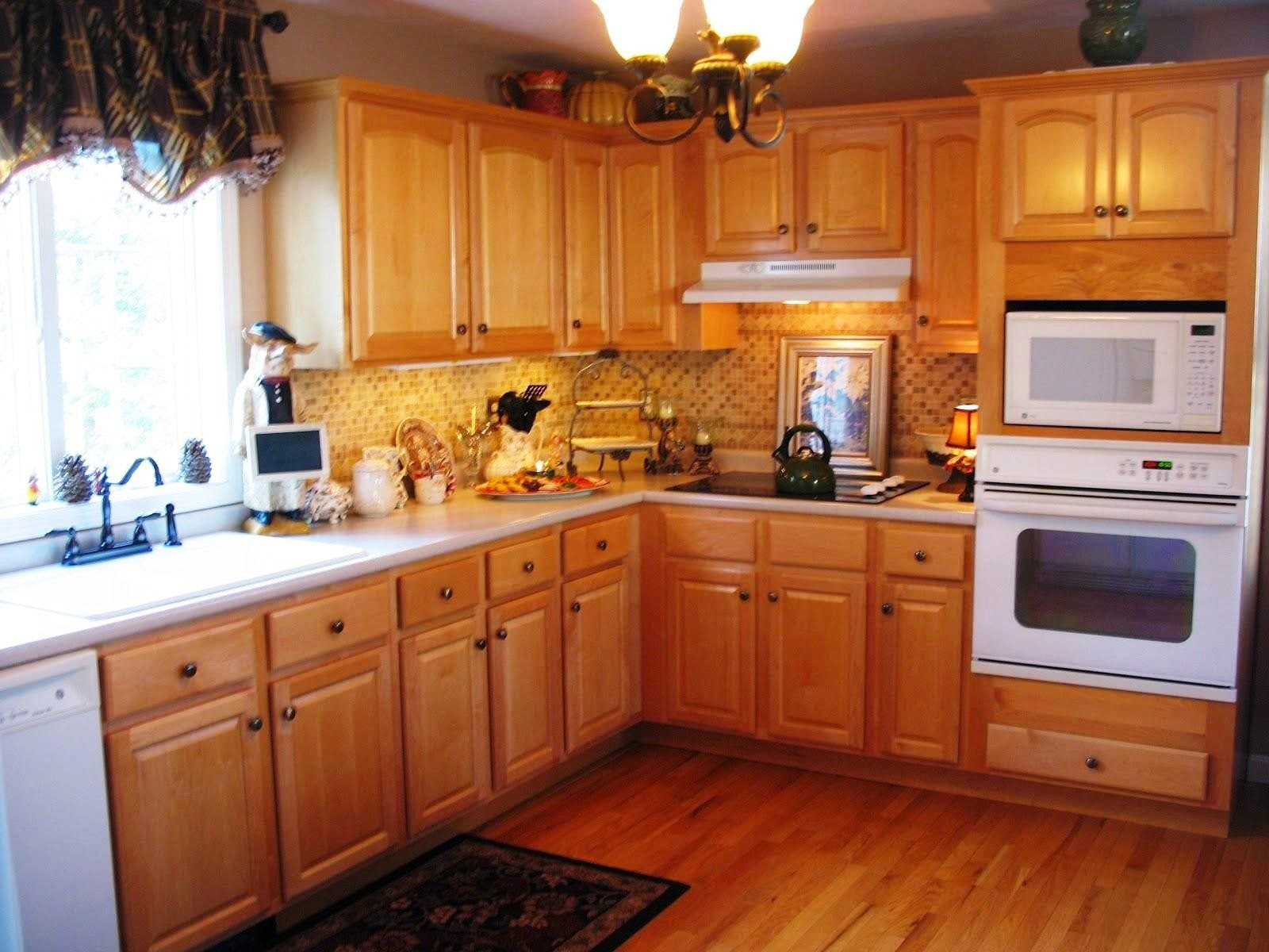 38 simple kitchen cabinets design with wall oven microwave as well as