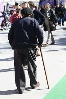 Pensionistas en Aragón se sitúa en 294.271 este mes
