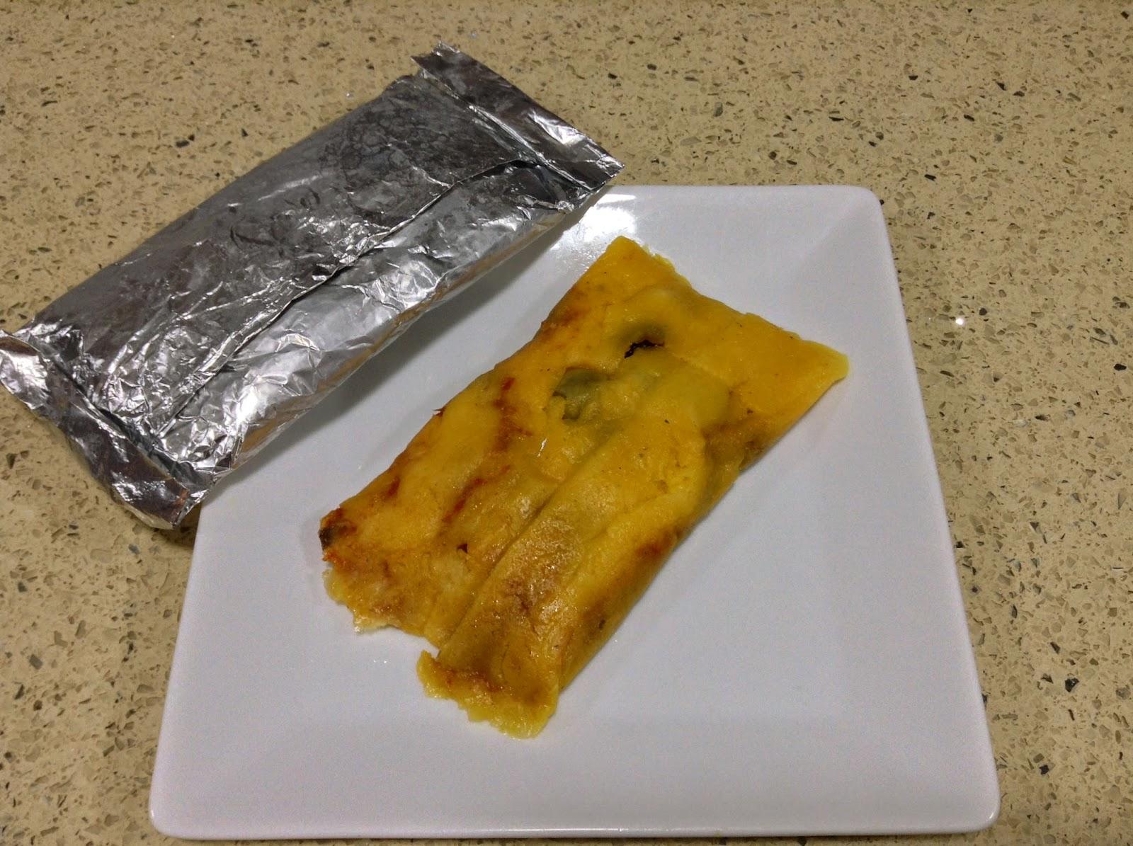 La Cocina Roja - Recetas: HALLACAS en PAPEL ALUMINIO