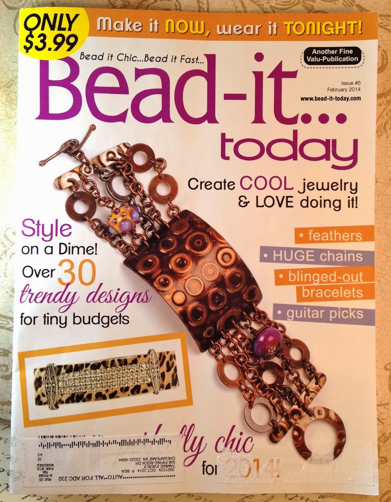Bead-it-Today  February 2014