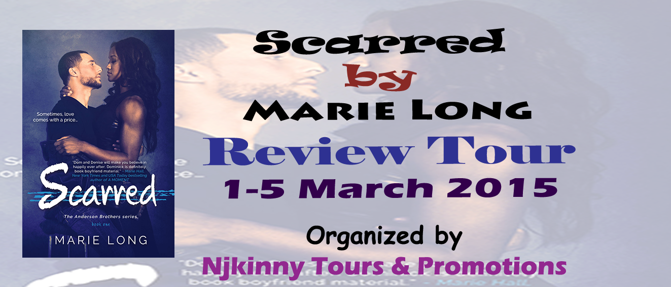 Review Tour Sign Up: Scarred by Marie Long