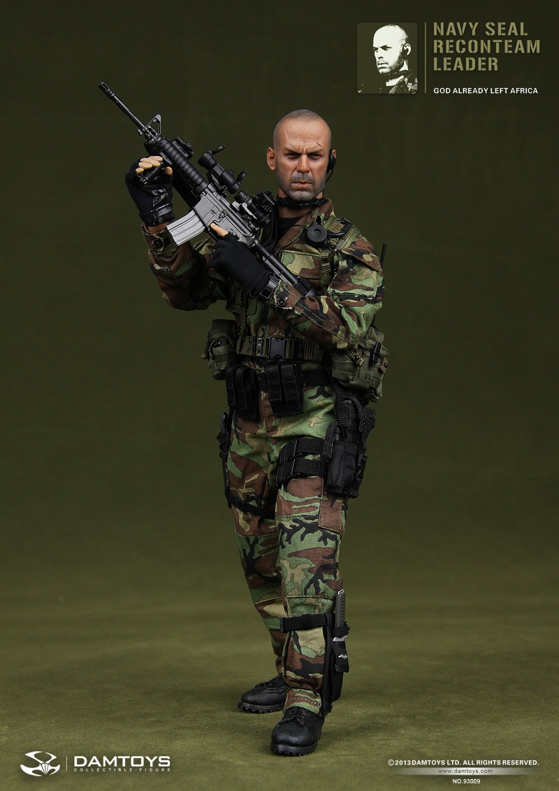 Toys For Seals : Forty preorder dam toys u s navy seal recon team