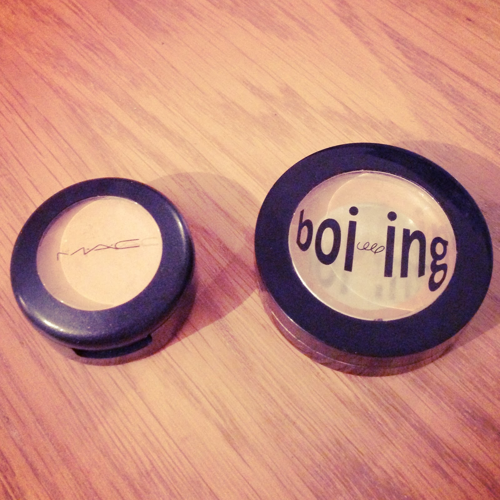 Benefit Boiing vs. Mac Studio Finish Concealer