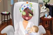 Bebek Bakıcısı Giydirme Oyunu