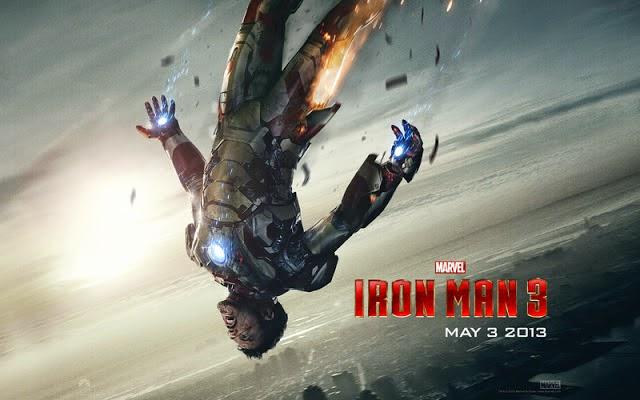hình nền phim iron man 3