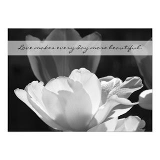 Tarjetas de Boda con Tulipanes, parte 4