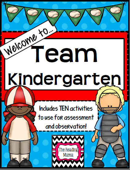 http://www.teacherspayteachers.com/Product/Team-Kindergarten-NEW-ITEM-DISCOUNT-1127391