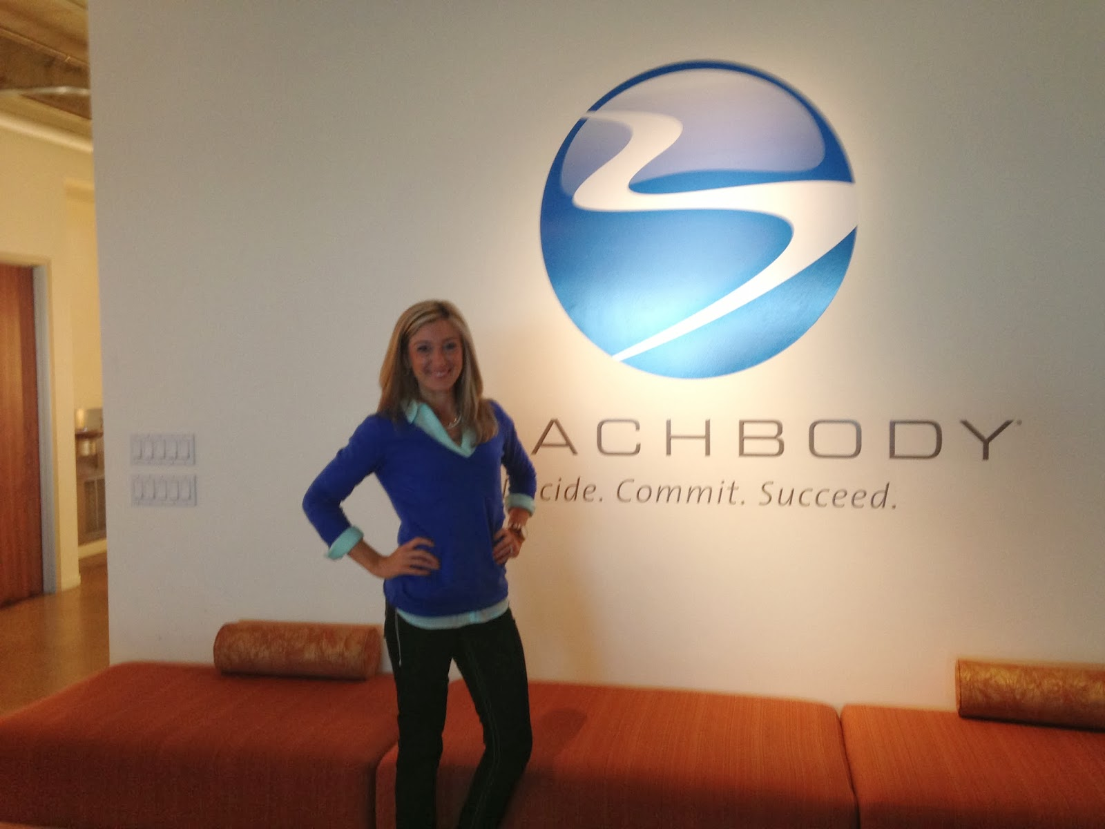 Team Beachbody Corporate