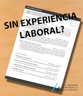 Como Hacer Un Curriculum Sin Experiencia Best Job