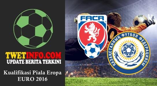 Prediksi Czech Republic vs Kazakhstan, Piala Eropa 04-09-2015