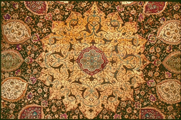 Ancient Persian Rug