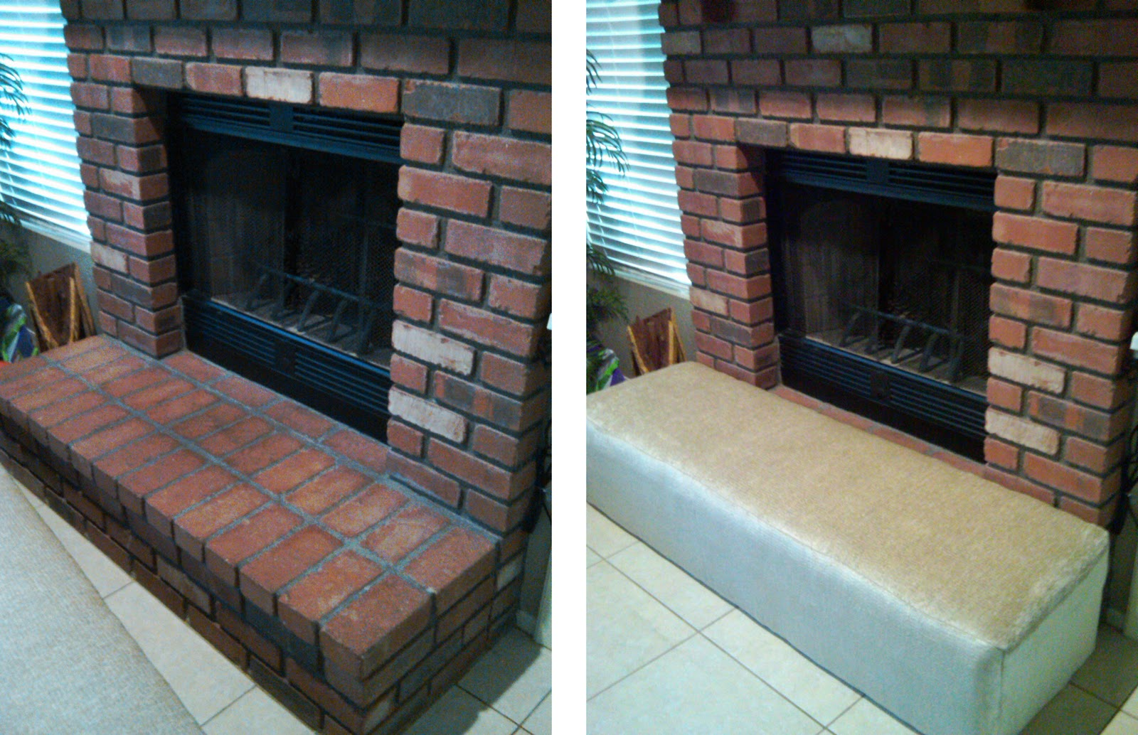 Jane of all Trades: Hearth Cover & Bench