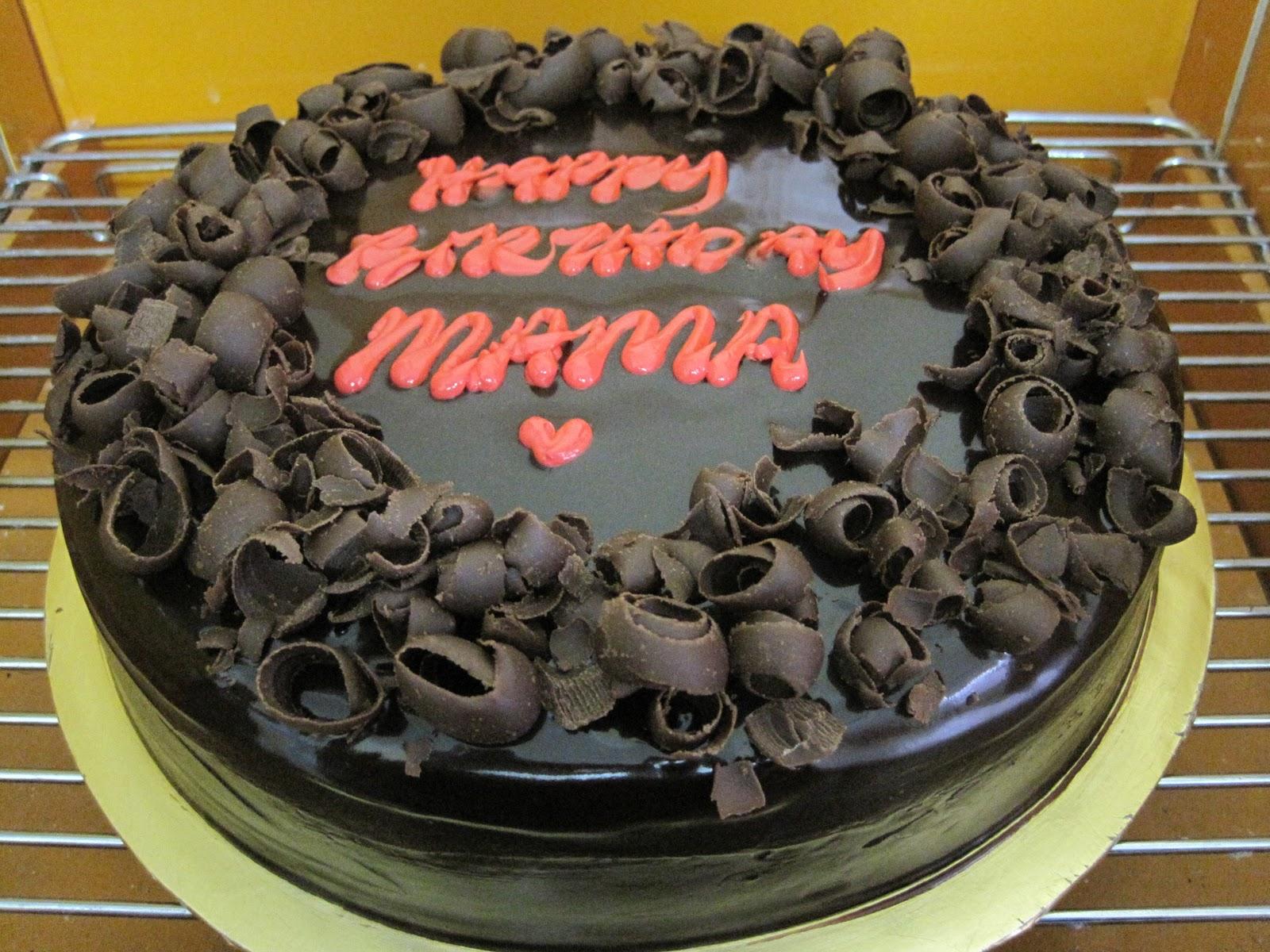La Muffine Happy Birthday Mama