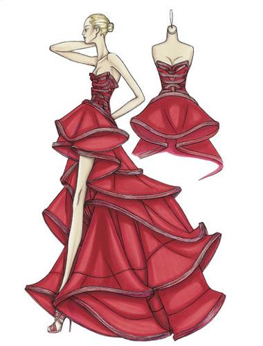 Versace izimleri Gece Elbiseleri Abiye Elbise