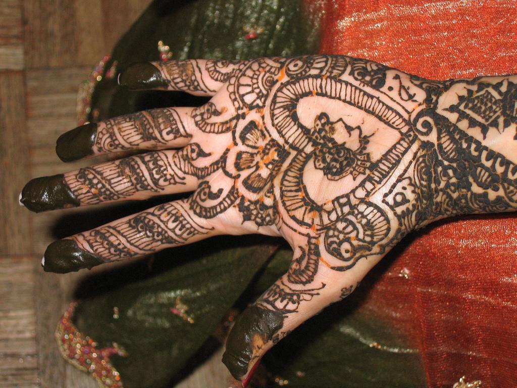 Mehndi Designs Hands Arabic S : Galeria detatu arabic henna designs for hands