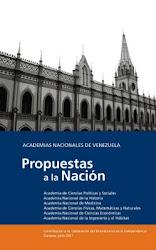 Propuestas a la Nación - Libro completo (PDF)