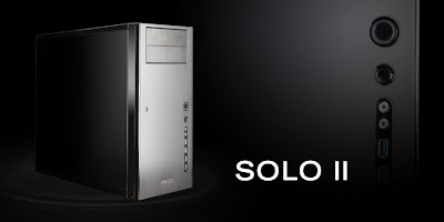 Antec Sonata SOLO II Enclosure Review picture
