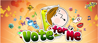 Justea 'Vote For Me' Contest