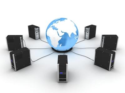 web site hosting: