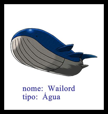 Pokémon: Evolução de Wailmer Wailord And Diglett