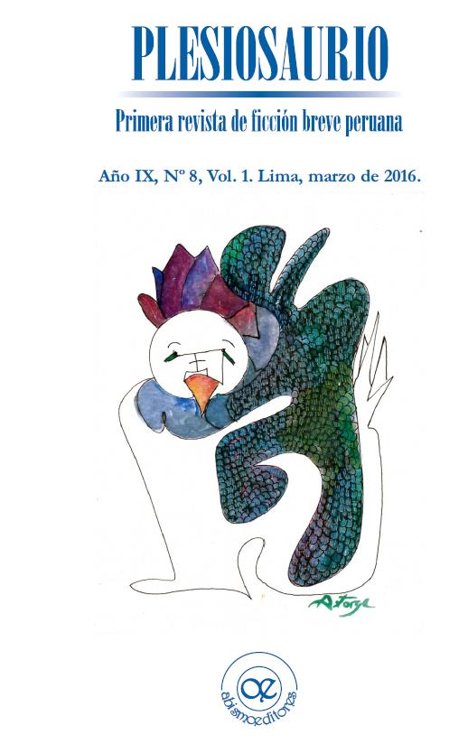 En «Revista Plesiosaurio»