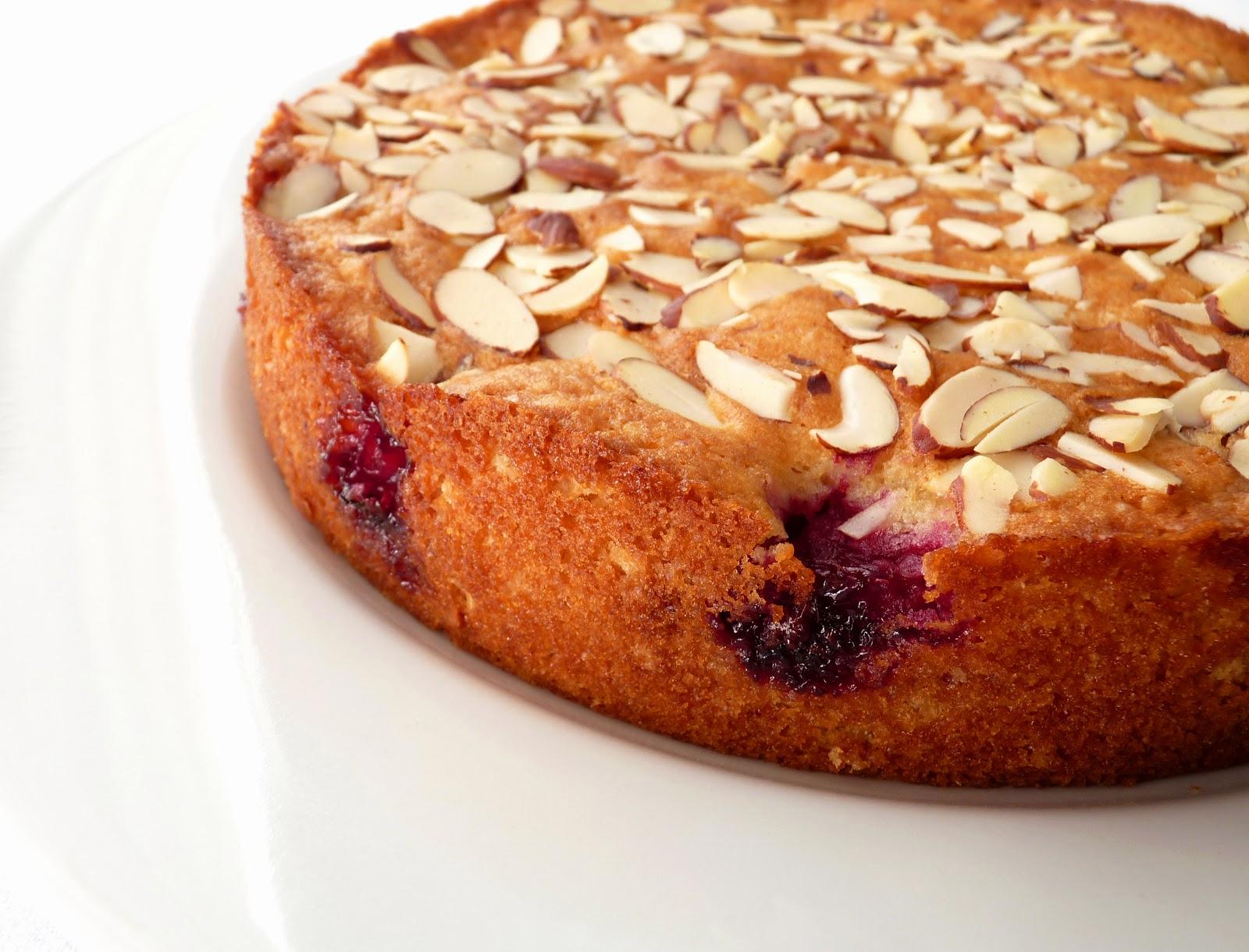 pastry studio: Raspberry Almond Coffee Cake