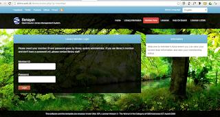 Aplikasi Perpustakaan Sekolah Gratis Menggunakan SLIM