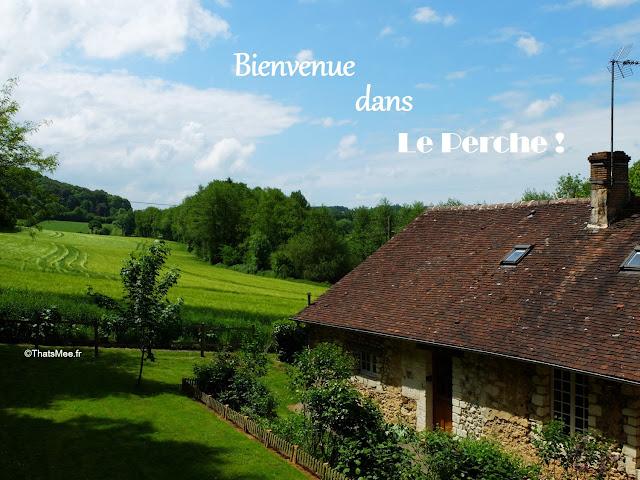 maison de campagne longiere ferme Perche Normandie Ouest Paris