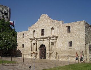 The Alamo, San Antonio Texas