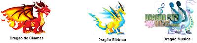 Cruzamento - Dragão Musical