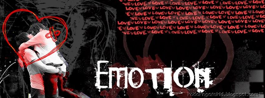 Kodok Ngorek Indonesia: Sampul Facebook (Cover) Emotion Couple
