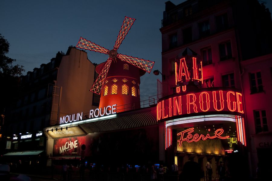28. Moulin Rouge by Jorge Beltran
