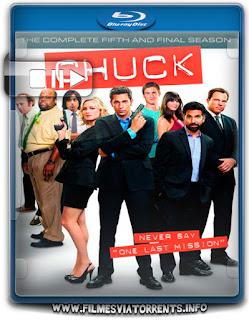 Chuck 5° Temporada Torrent - BluRay Rip 720p Dublado