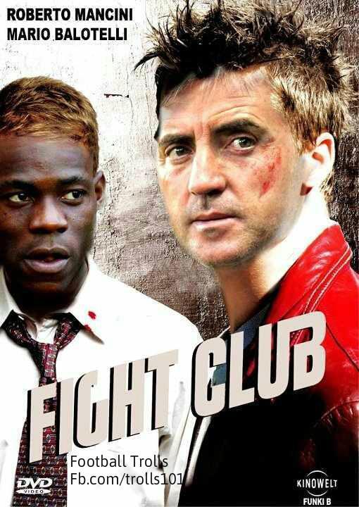 Balotelli vs. Mancini, la película del año