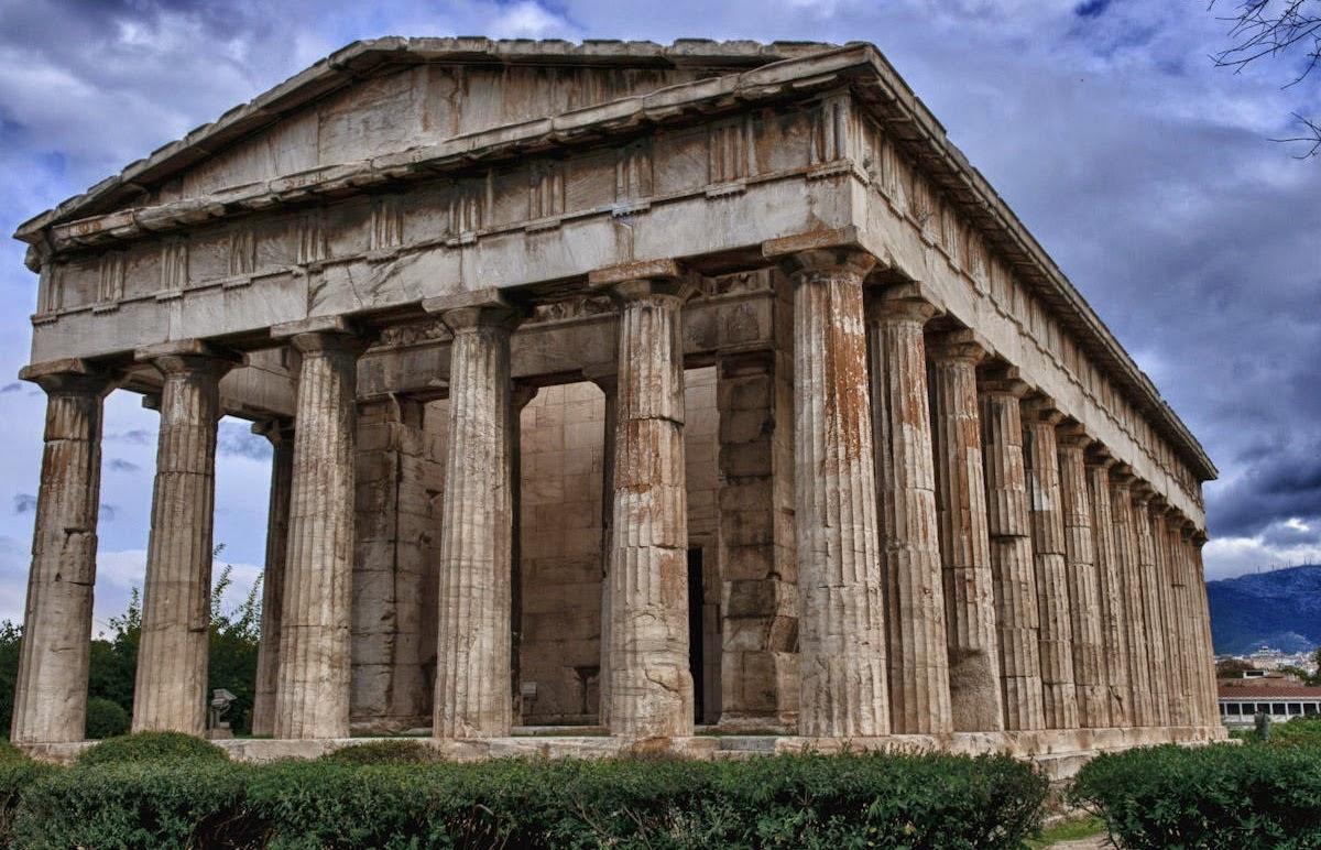 Roteiro de um dia em Atenas  Turista Profissional